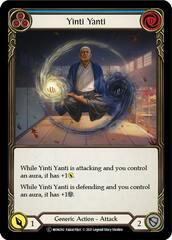 Yinti Yanti (Blue) - Unlimited Edition
