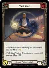 Yinti Yanti (Red) - Unlimited Edition