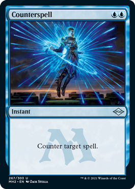 Counterspell - Foil Etched
