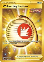 Welcoming Lantern - 230/198 - Secret Rare