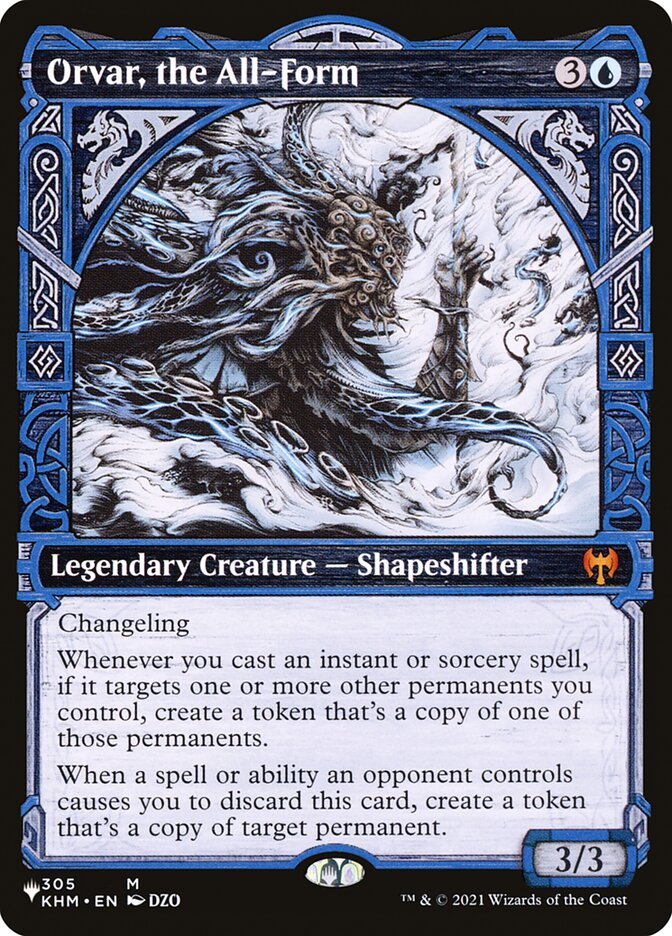 Orvar, the All-Form - Showcase - The List
