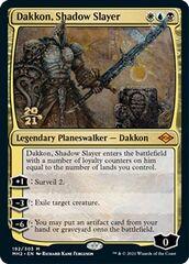 Dakkon, Shadow Slayer - Foil - Prerelease Promo