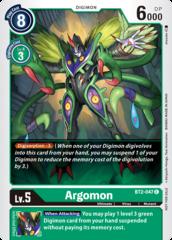Argomon - BT2-047 - C (Official Tournament Pack Vol.2)