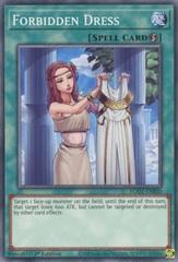 Forbidden Dress - EGO1-EN030 - Common - 1st Edition
