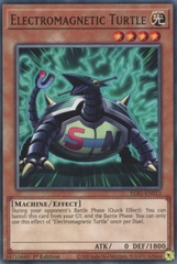 Electromagnetic Turtle - EGS1-EN013 - Common - 1st Edition