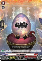Sunrise Egg - D-SS01/006EN - RRR