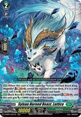 Sylvan Horned Beast, Lattice - D-SS01/047EN - RRR
