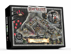 GAMEMASTER Terrain Kit: Ruins & Cliffs