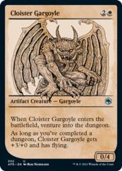 Cloister Gargoyle - Showcase