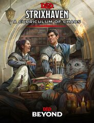 D&D 5th Edition: Strixhaven - Curriculum of Chaos