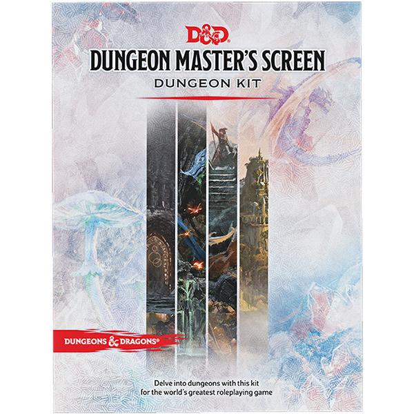Dungeons & Dragons: Dungeon Master's Screen Dungeon Kit