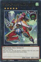 Wind-Up Arsenal Zenmaioh - KICO-EN044 - Rare - 1st Edition
