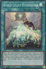 World Legacy Guardragon - KICO-EN056 - Super Rare - 1st Edition