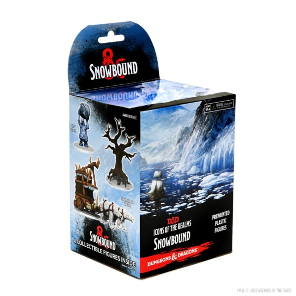 Icons of the Realms - Snowbound Booster Pack