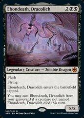 Ebondeath, Dracolich - Foil