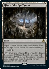 Hive of the Eye Tyrant - Foil