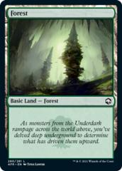Forest (280) - Foil (AFR)