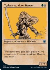 Trelasarra, Moon Dancer - Foil - Showcase