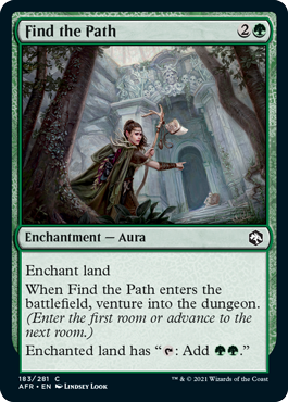 Find the Path - Foil