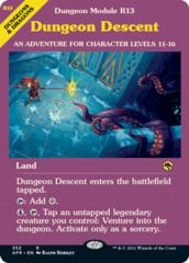 Dungeon Descent - Foil - Dungeon Module