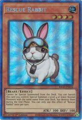 Rescue Rabbit - KICO-EN034 - Collector's Rare - 1st Edition