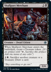 Skullport Merchant