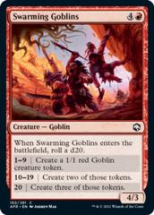 Swarming Goblins - Foil