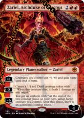 Zariel, Archduke of Avernus - Borderless
