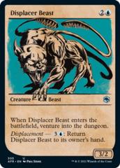 Displacer Beast - Foil - Showcase