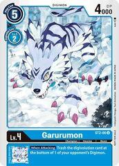 Garurumon - ST2-06 - U (Tamer Party Promo)