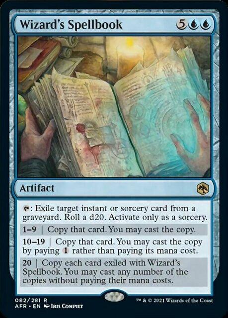 Wizards Spellbook