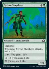 Sylvan Shepherd - Foil