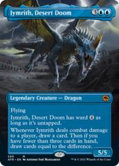 Iymrith, Desert Doom - Borderless