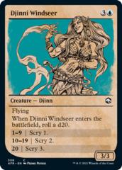 Djinni Windseer - Showcase