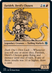 Farideh, Devil's Chosen - Showcase