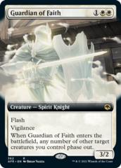 Guardian of Faith - Foil - Extended Art
