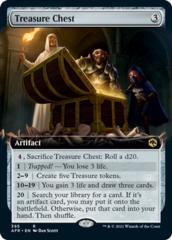 Treasure Chest - Extended Art