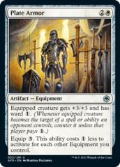 Plate Armor - Foil