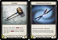 Anothos // Harmonized Kodachi