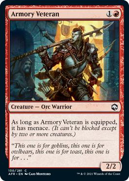 Armory Veteran - Foil