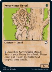 Neverwinter Dryad - Foil - Showcase