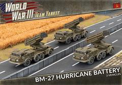 BM-27 Hurricane Battery (TSBX26)