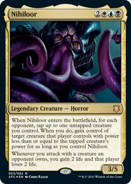 Nihiloor - Foil