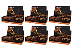 Innistrad: Midnight Hunt Set Booster Case (6 Boxes)