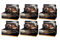 Innistrad: Midnight Hunt Draft Booster Case (6 Boxes)