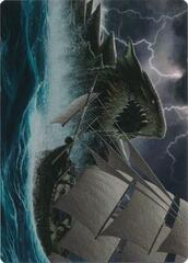 Dragon Turtle Art Card