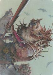Gnoll Art Card