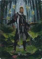 Grand Master of Flowers Art Card