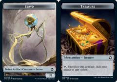 Servo Token // Treasure Token