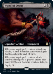 Wand of Orcus -  Extended Art